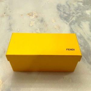 (Brand New) Authentic Fendi Box